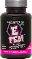Nature's Plus E Fem