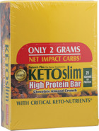 Nature's Plus KETOslim High Protein Bar