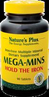 Nature's Plus Mega-Mins Iron Free