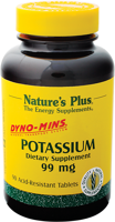 Nature's Plus Postassium Dyno-Mins