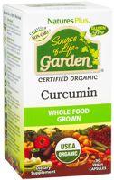Nature's Plus Source of Life Garden Curcumin