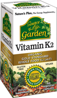 Nature's Plus Source of Life Garden Vitamin K2