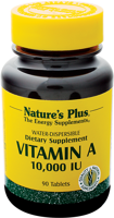Nature's Plus Vitamin A