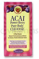 Nature's Secret Acai Power Berry Pure-Body Cleanse