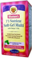 Nature's Secret Women's 73 Nutrient Multi