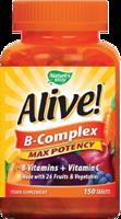 Nature's Way Alive! B-Complex