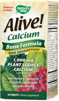 Nature's Way Alive! Calcium