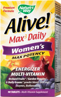 Nature's Way Alive! Max3 Daily - Women's Max Potency