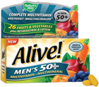 Nature's Way Alive! Men's 50+