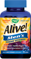 Nature's Way Alive! Men's Gummy Vitamins
