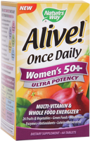 Nature's Way Alive! Once Daily Women's 50+