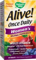 Nature's Way Alive! Once Daily Women's
