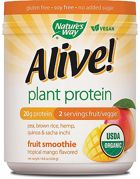 Nature's Way Alive! Plant Protein