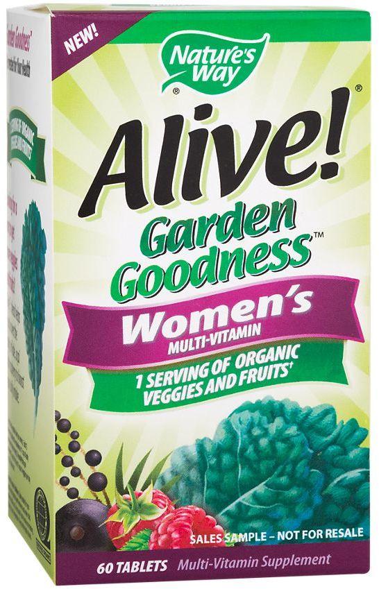 Alive Nature S Way Hair Skin And Nails Multivitamin Reviews
