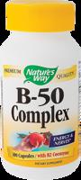 Nature's Way B-50 Complex