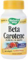 Nature's Way Beta Carotene