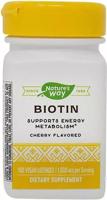 Nature's Way Biotin