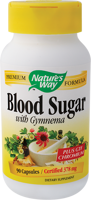 Nature's Way Blood Sugar with Gymnema