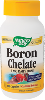 Nature's Way Boron Chelate