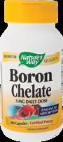 Nature's Way Boron Chelate