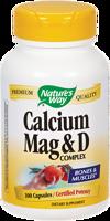 Nature's Way Calcium, Mag & D Complex