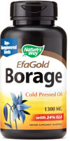 Nature's Way EFAGold Borage Oil