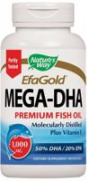 Nature's Way EfaGold Mega-DHA