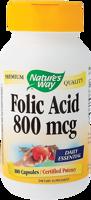 Nature's Way Folic Acid