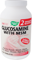 Nature's Way Glucosamine with MSM