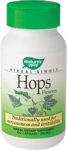 Hops Flowers