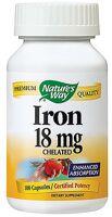 Nature's Way Iron