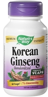 Nature's Way Korean Ginseng Root 510 mg
