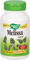 Nature's Way Melissa Leaves