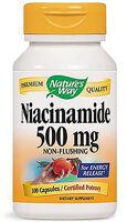 Nature's Way Niacinamide