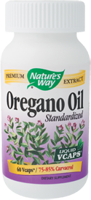 Nature's Way Oregano Oil, Standardized Extract