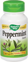 Nature's Way Peppermint Leaves