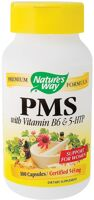 Nature's Way PMS with Vitamin B6 & 5-HTP