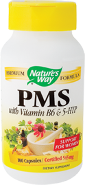 Nature S Way Pms With Htp Ingredients