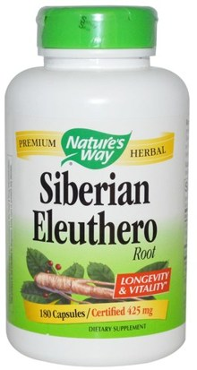 Eleuthero root dosage