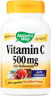 Nature's Way Vitamin C-500