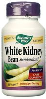 Nature's Way White Kidney Bean Extract, Standardized
