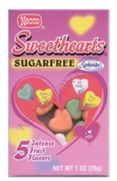 Necco Sugar Free Sweetheart Candies