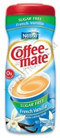Nestle Sugar Free Coffee Mate Powder