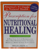 Netrition Prescription For Nutritional Healing