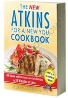 Netrition The New Atkins For a New You Cookbook