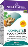 New Chapter E Food Complex