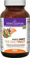New Chapter Every Man's One Daily - Enhanced Formula