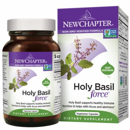 New chapter holy basil side effects