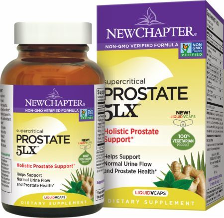 New chapter prostate 5lx side effects