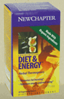 New Chapter Supercritical Diet & Energy